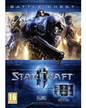 StarCraft II Battlechest V.2 (PC) -1