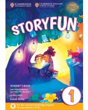 Storyfun for Starters Level 1 Student's Book with Online Activities and Home Fun Booklet 1 -1