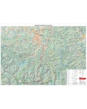 Стенна топографска карта (1:20 000)