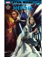 Star Wars Age of the Rebellion - Heroes