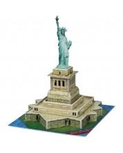 Мини 3D пъзел Revell - Статуята на свободата -1