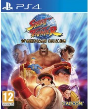 Street Fighter - 30th Anniversary Collection (PS4) -1