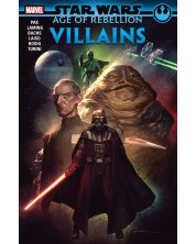 Star Wars Age of the Rebellion. Villains -1