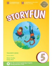 Storyfun 5 Teacher's Book with Audio