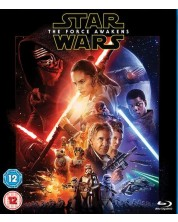 Star Wars: Episode VII - The Force Awakens - 2 диска (Blu-Ray) -1