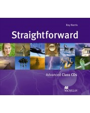 Straightforward Advanced: Class Audio-CD / Английски език (аудио CD)