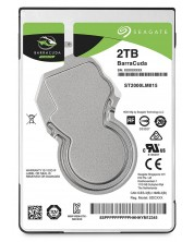 Твърд диск Seagate - BarraCuda Mobile 2ТB, 5400rpm -1