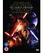 Star Wars: Episode VII - The Force Awakens (DVD) -1