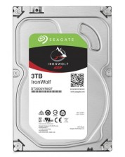 Твърд диск Seagate - IronWolf, 3TB, 5900rpm -1