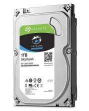 "Твърд диск Seagate - BarraCuda SkyHawk, 1TB, 3.5"", 5900rpm -1"