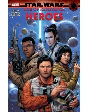 Star Wars Age Of Resistance - Heroes