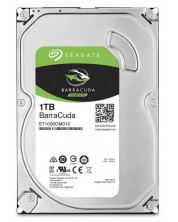 "Твърд диск Seagate - Barracuda, 1TB, 64MB, 7200rpm, 3.5"" -1"