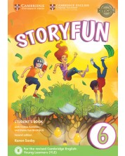 Storyfun 6 Student's Book with Online Activities and Home Fun Booklet 6 -1