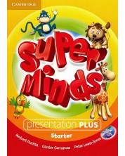 Super Minds Starter Presentation Plus DVD-ROM -1