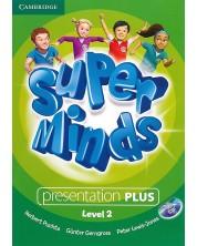Super Minds Level 2 Presentation Plus DVD-ROM