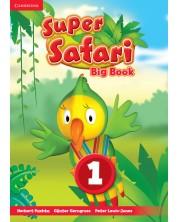 Super Safari Level 1 Big Book