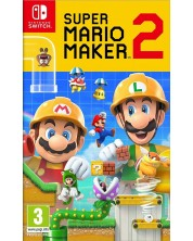 Super Mario Maker 2 (Nintendo Switch) -1