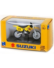 Модел на мотор NewRay - Japan Dirt Bike, 1:32, асортимент -1