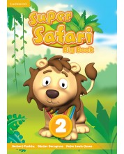 Super Safari Level 2 Big Book