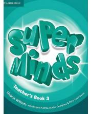 Super Minds 3: Английски език - ниво A1 (книга за учителя)