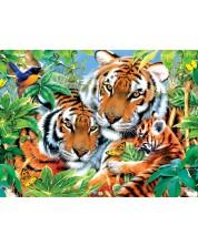 Пъзел SunsOut от 1000 части - Първородно тигърче, Хауърд Робинсън