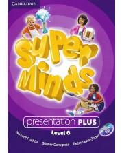 Super Minds Level 6 Presentation Plus DVD-ROM -1