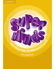 Super Minds Levels 5 and 6 Tests CD-ROM -1
