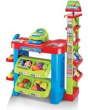 Игрален комплект Buba Supermarket - Детски магазин -1