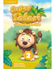 Super Safari Level 2 Class Audio CDs (2)