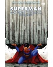 Superman Action Comics Vol. 2 Leviathan Rising