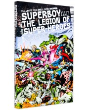 Superboy and the Legion of Super-Heroes Vol. 1 -1