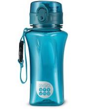 Бутилка за вода Ars Una - Светлосиня, 350 ml -1