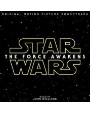 John Williams - Star Wars: The Force Awakens (CD)