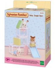 Фигурка за игра Sylvanian Families Furniture - Бебешка гимнастика -1