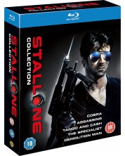 The Sylvester Stallone Collection (Blu-Ray)