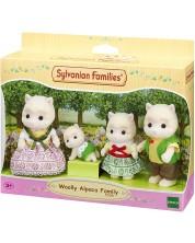 Комплект фигурки Sylvanian Families - Семейство, Woolly -1