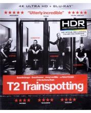 Трейнспотинг 2 (4K UHD + Blu-Ray)