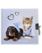 Таен дневник с катинар Paso Rachael Hale – Куче и коте