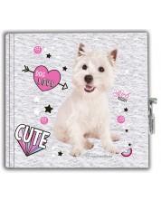 Таен дневник с катинар Paso Rachael Hale –  Сладко куче -1