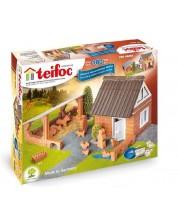 Творчески конструктор Teifoc - Ферма