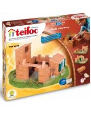 Творчески конструктор Teifoc - Замък / Къща