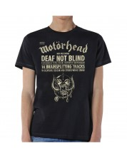Тениска Rock Off Motorhead - Deaf Not Blind