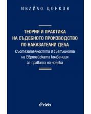 Теория и практика на съдебното производство по наказателни дела (твърди корици)