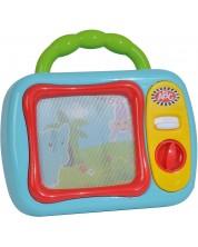 Детско телевизорче Simba Toys - ABC -1