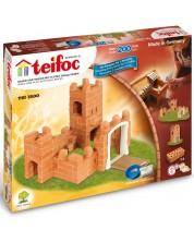 Творчески конструктор Teifoc - Малък замък