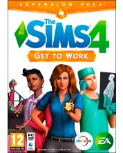 The Sims 4 Get to Work (PC) -1