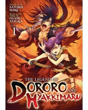 The Legend of Dororo and Hyakkimaru, Vol. 1 -1