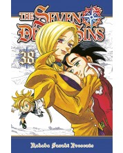 The Seven Deadly Sins, Vol. 38: Brothers in Arms -1