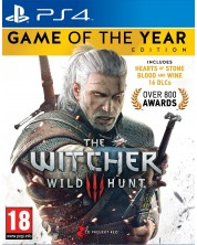 The Witcher 3: Wild Hunt GOTY Edition (PS4)