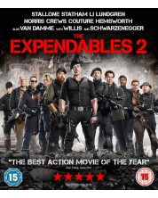 The Expendables 2 (Blu-ray) -1